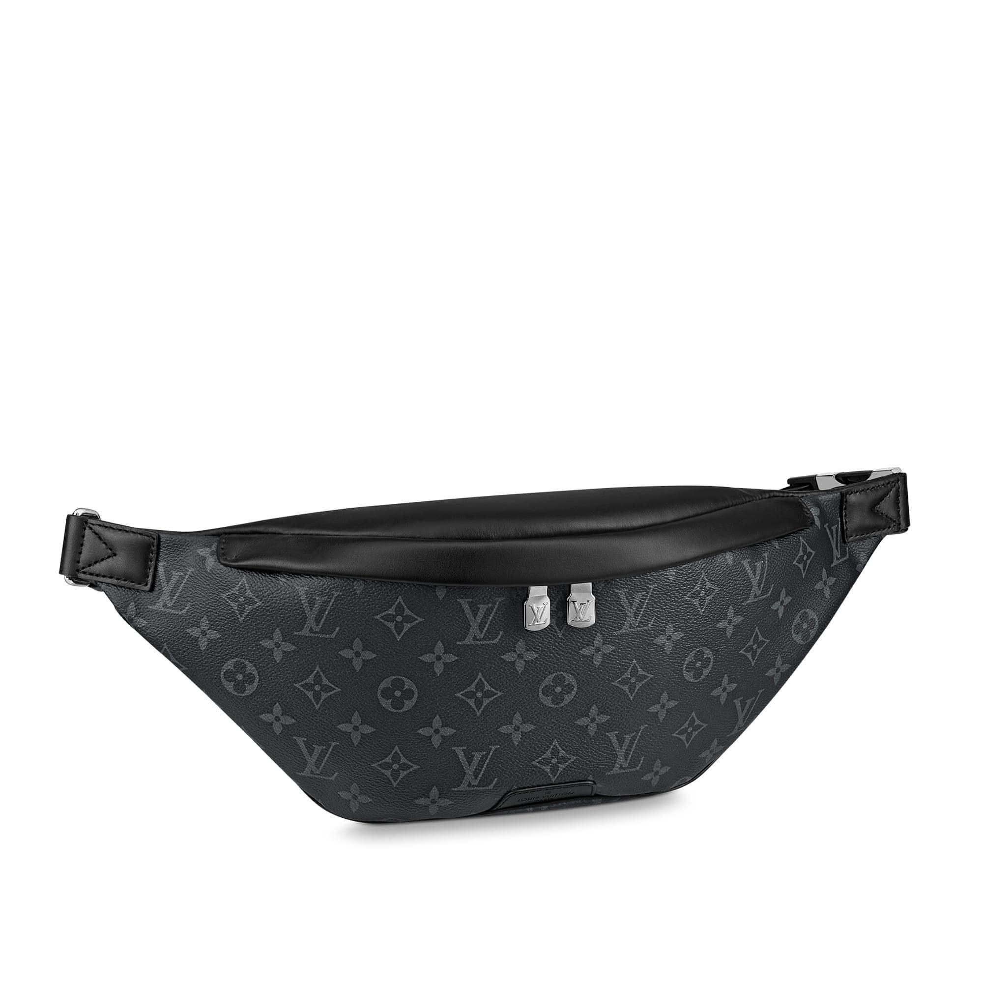 Louis Vuitton Discovery Bumbag Monogram Eclipse Black