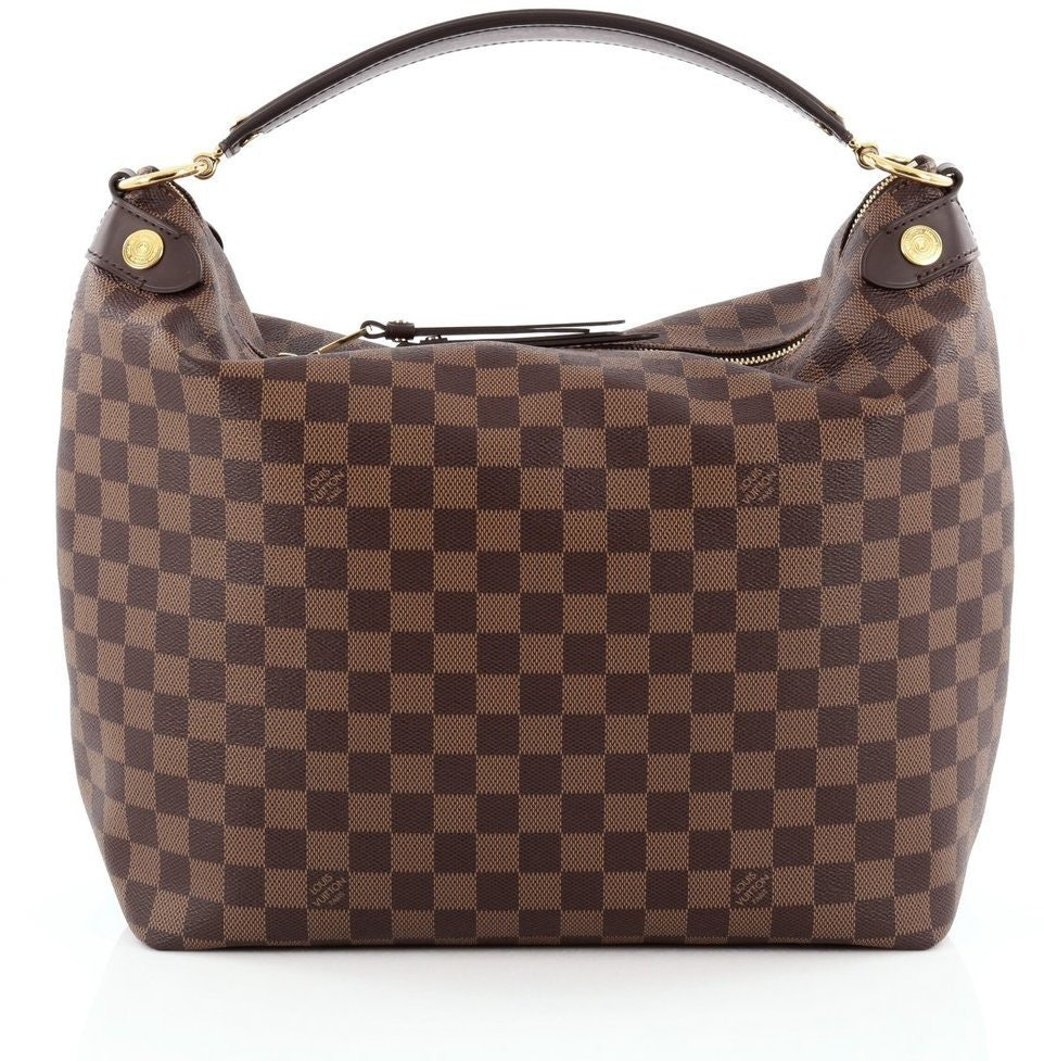 Louis Vuitton Duomo Damier Ebene Brown