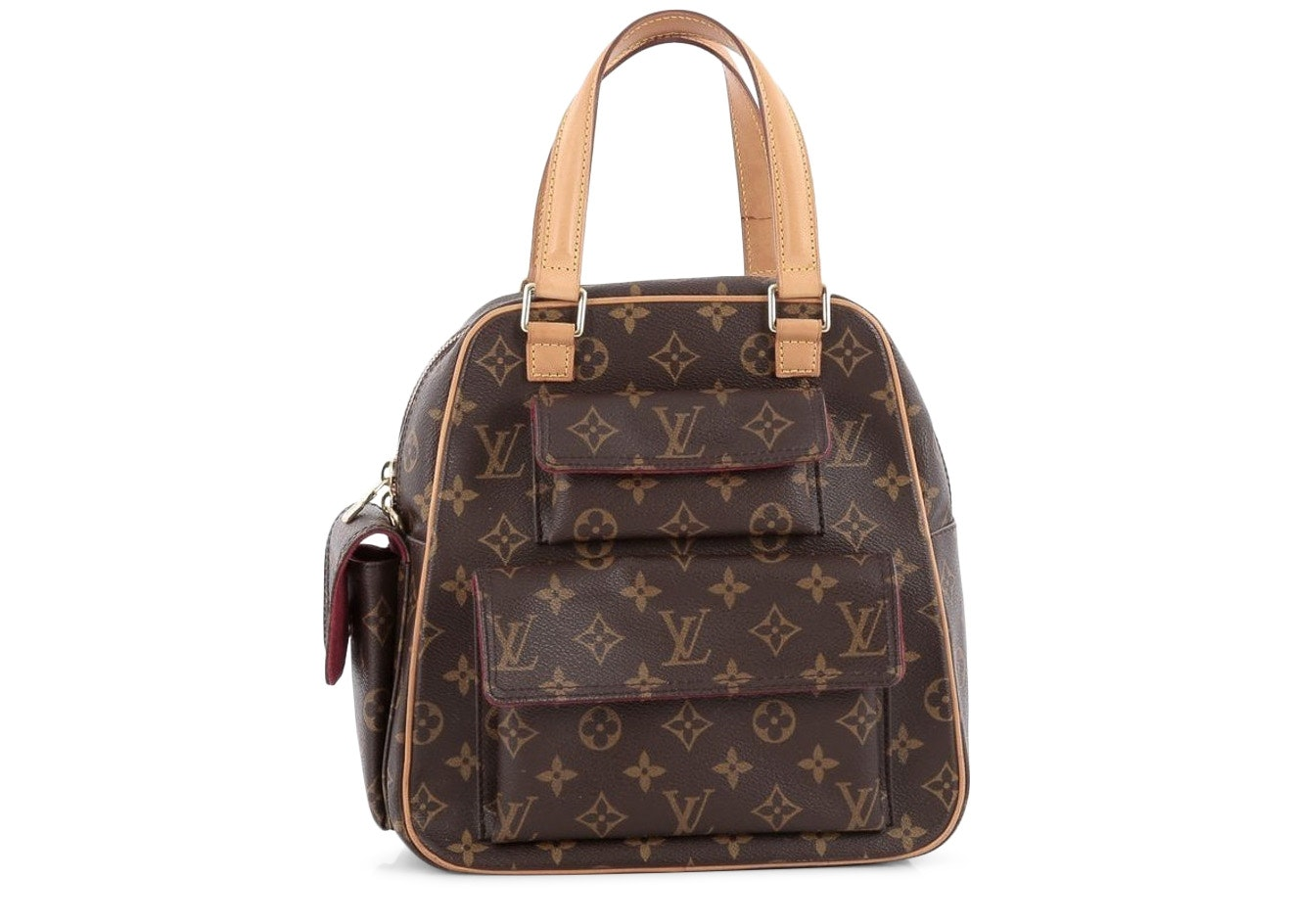 Louis Vuitton Excentri-Cite Monogram Brown
