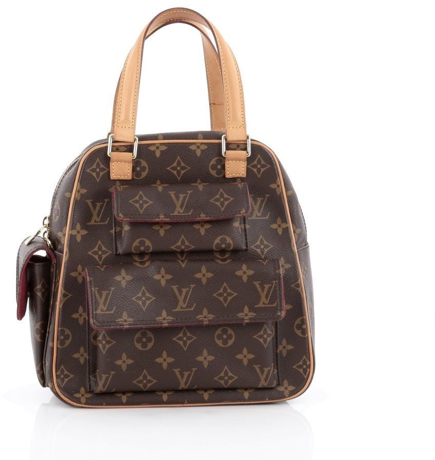 Louis Vuitton Excentri-Cite Monogram Brown