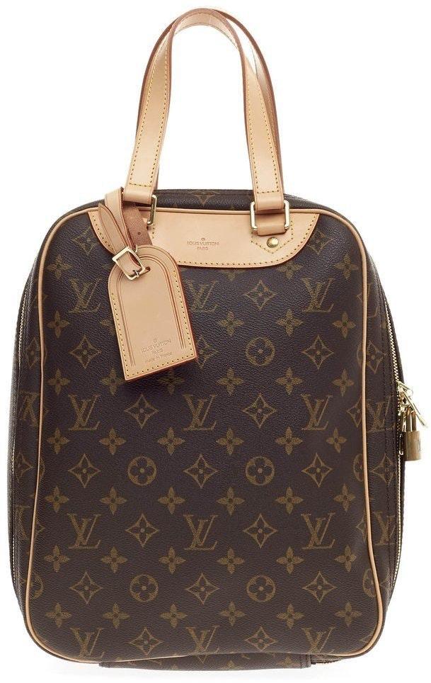 Louis Vuitton Excursion Monogram Brown