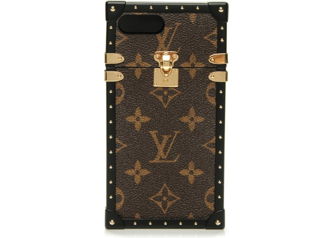 wholesale dealer ad779 6d946 Louis Vuitton Eye Trunk iPhone 7 Plus Case Monogram