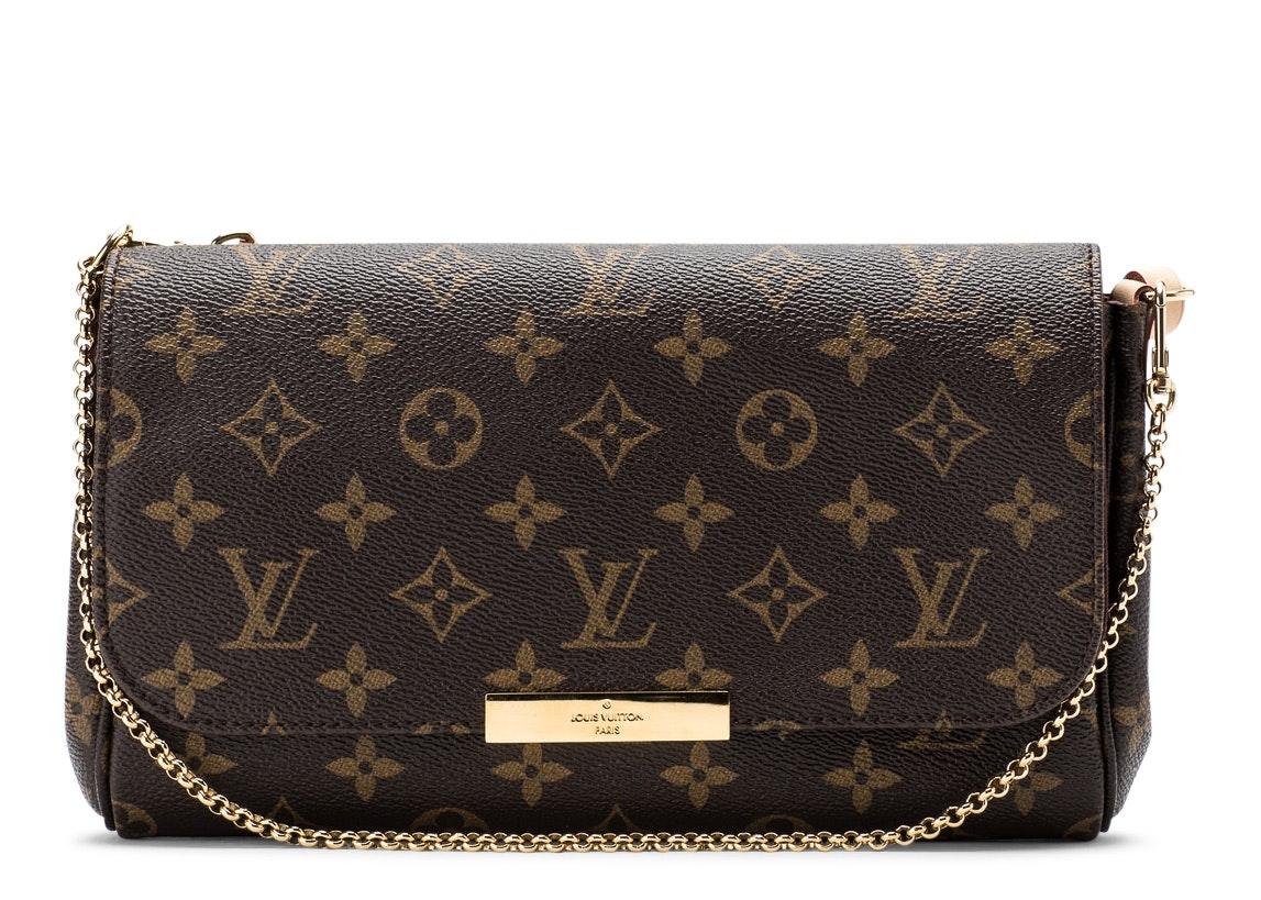 Louis Vuitton Favorite Monogram MM Brown