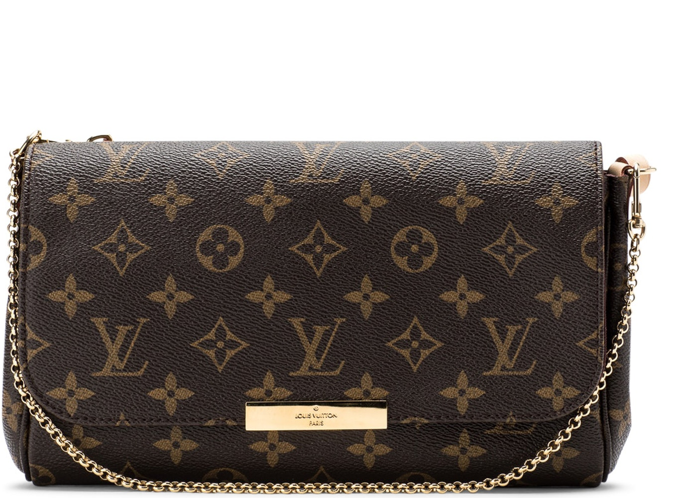 27a98e8a7d6 Louis Vuitton Favorite Monogram MM Brown. Monogram MM Brown