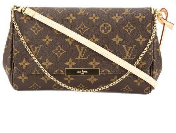 Louis Vuitton Favorite Monogram MM Brown