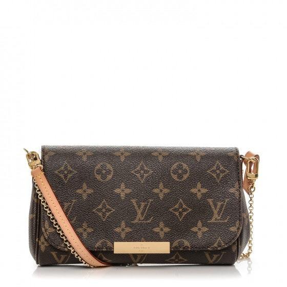 Louis Vuitton Favorite Monogram PM Brown