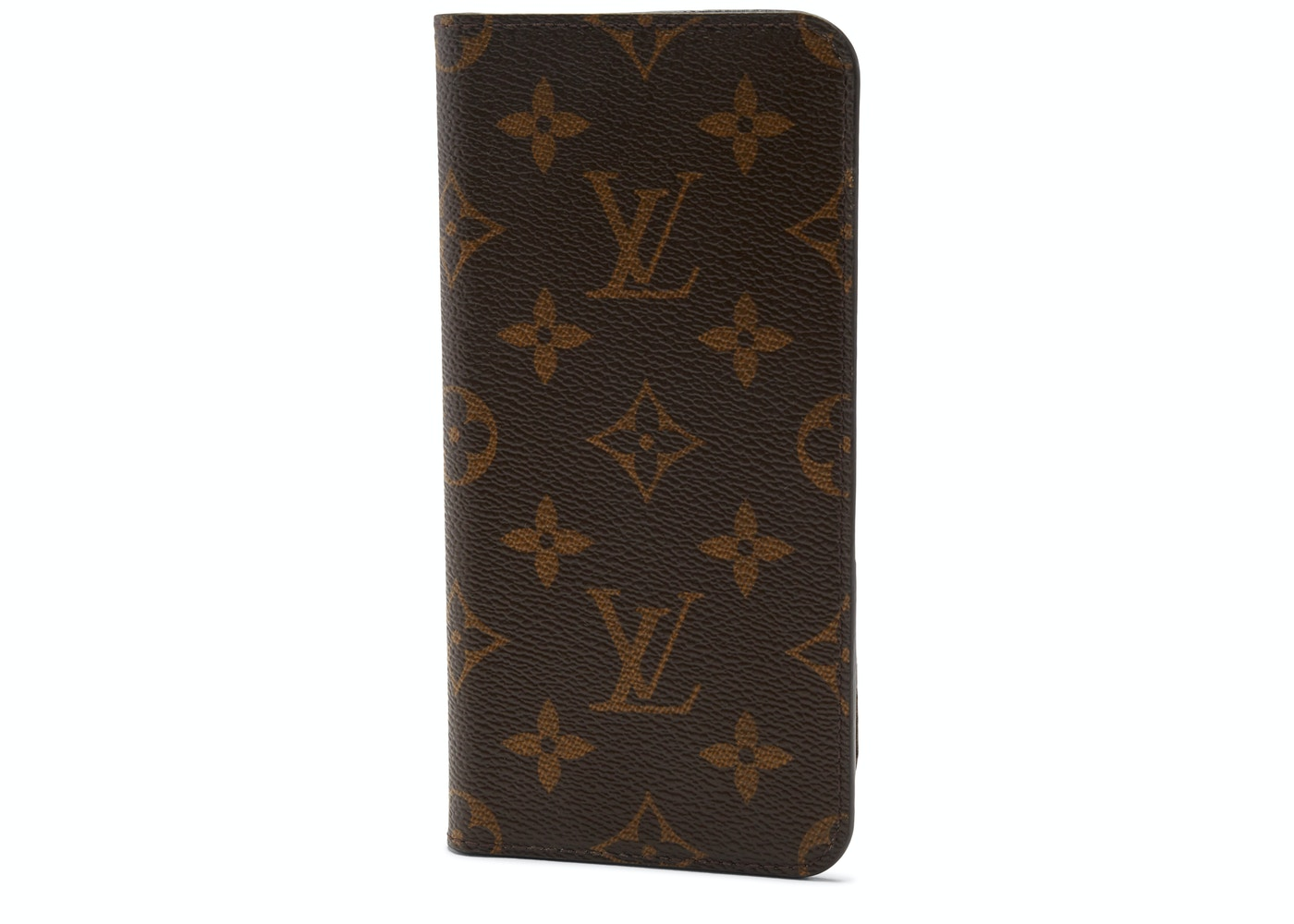 13b3f1c289c Louis Vuitton Folio Case iPhone 7 Plus Monogram