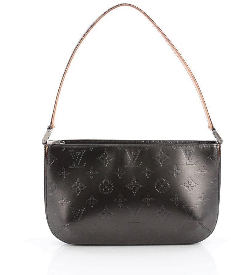Louis Vuitton Fowler Monogram Mat Vernis Gris