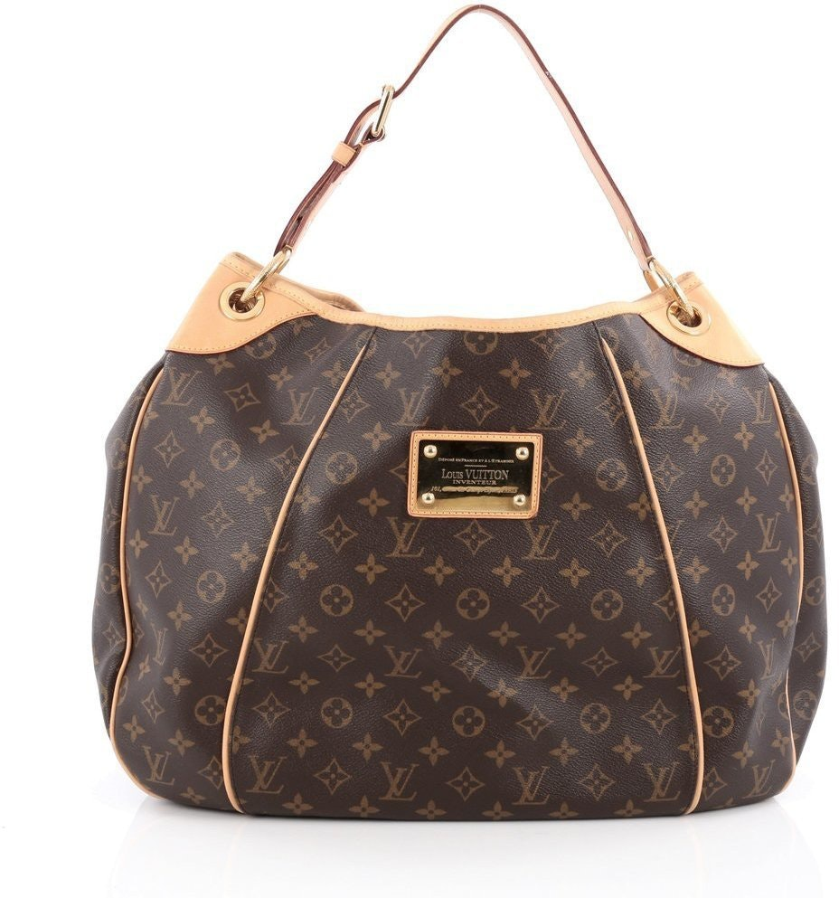 Louis Vuitton Galliera Monogram GM Brown