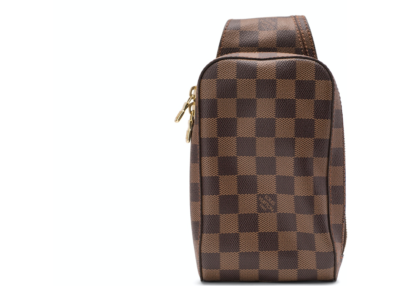 Louis Vuitton Geronimos Damier Ebene Brown 7b5a3f1feb27a