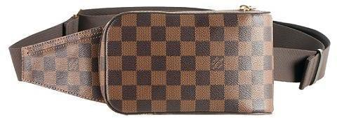 Louis Vuitton Geronimos Damier Ebene Brown