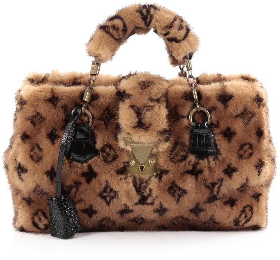 Louis Vuitton Handbag Le Fabuleux Monogram  Brown