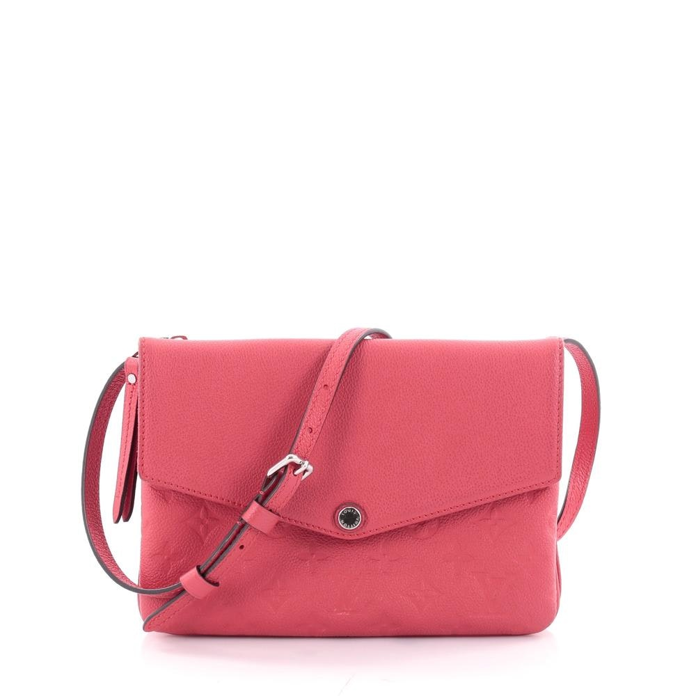 Louis Vuitton Handbag Twice Monogram Empreinte