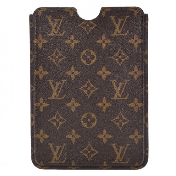 Louis Vuitton Hardcase iPad Mini Monogram Brown