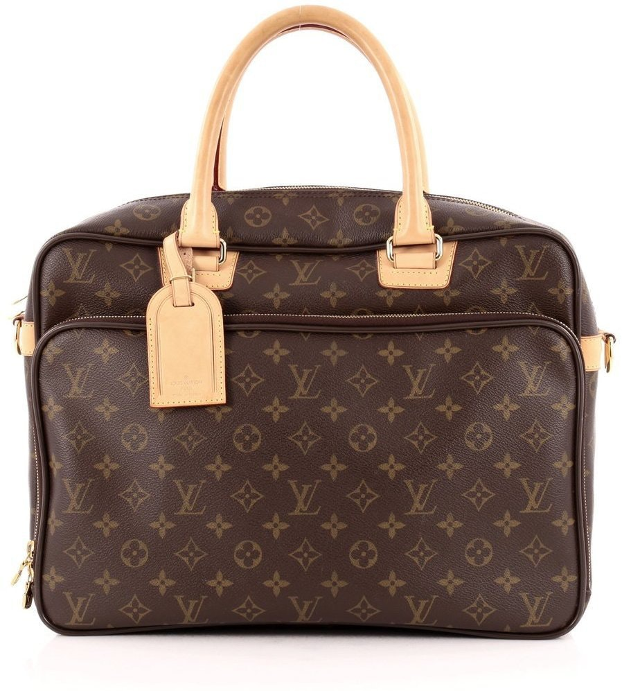 Louis Vuitton Icare Laptop Bag Monogram Brown