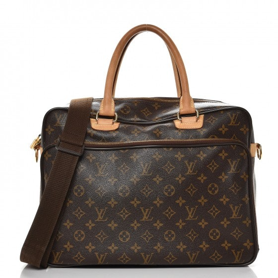Louis Vuitton Icare Monogram With Accessories Brown