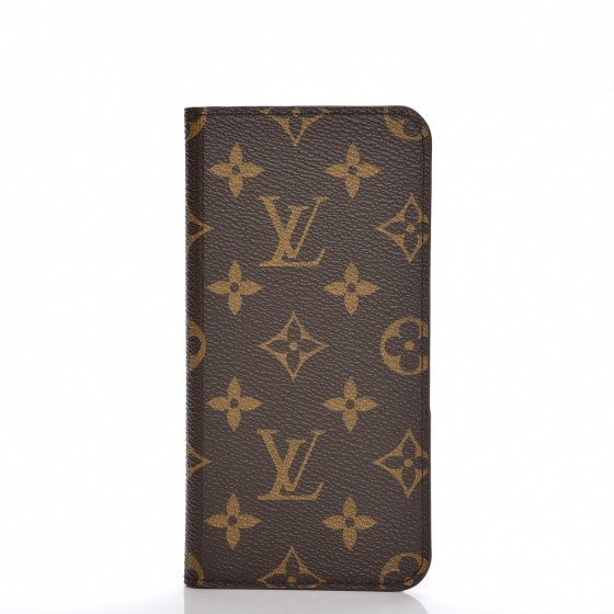 Louis Vuitton Folio Case iPhone 6 Plus Monogram