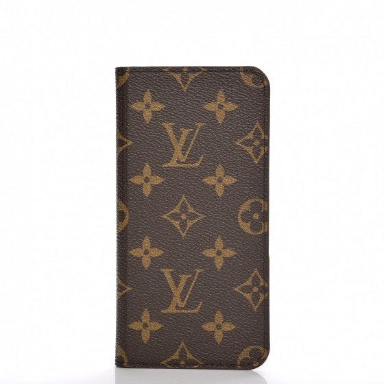 Louis Vuitton Folio Case Iphone 6 Plus Monogram