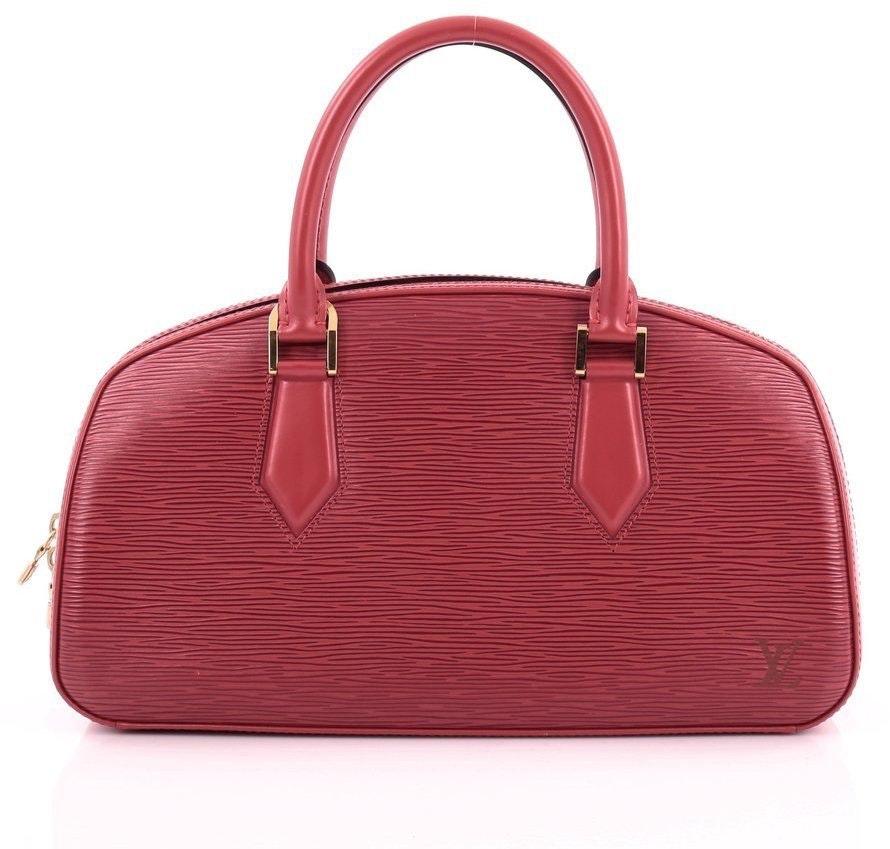 Louis Vuitton Jasmin Epi Rouge