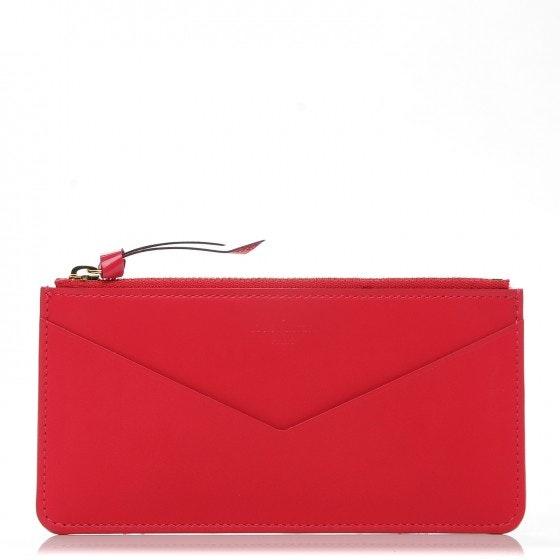 Louis Vuitton Wallet Jeanne Zippered Insert