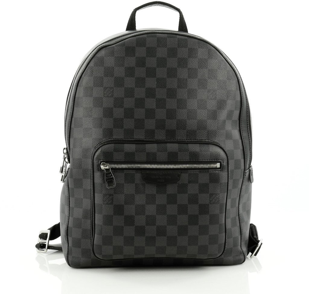 Louis Vuitton Josh Damier Graphite Black