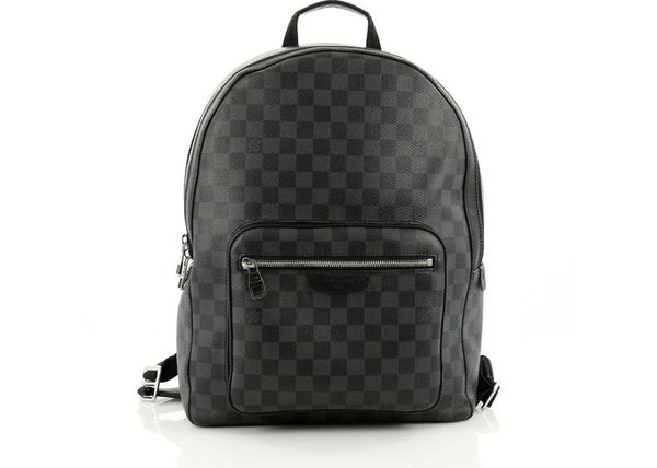 974db649c308 Louis Vuitton Josh Damier Graphite Black