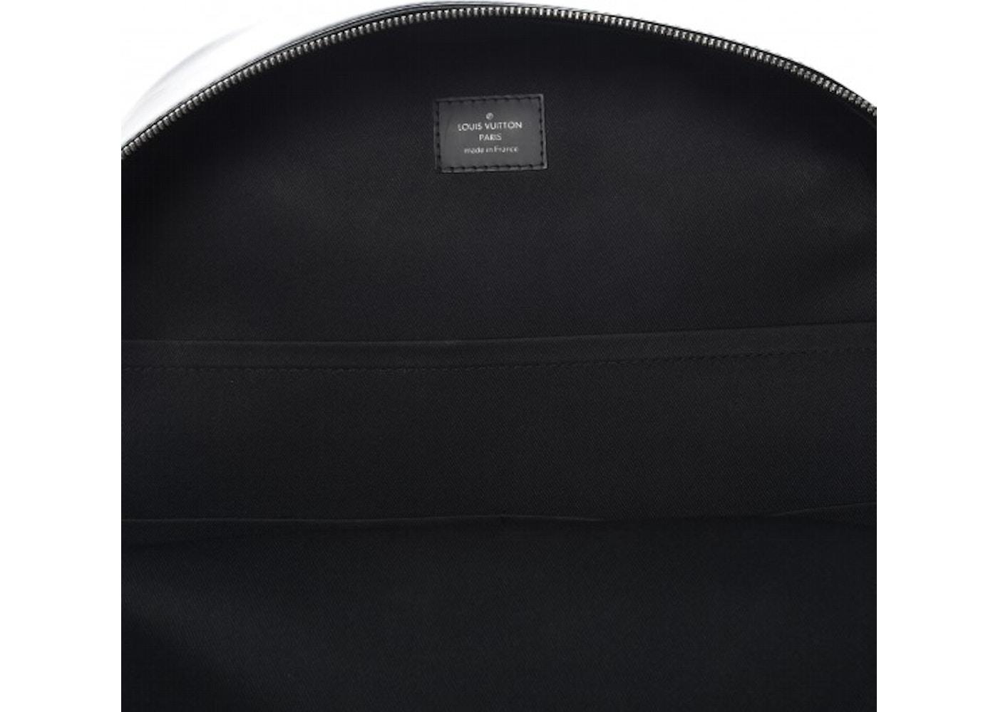 Louis Vuitton Josh Damier Christopher Nemeth Rope Graphite Black Blue Black  Blue d7a167bf261a3
