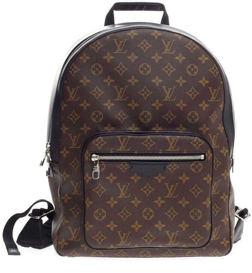 Louis Vuitton Josh Monogram Macassar Brown