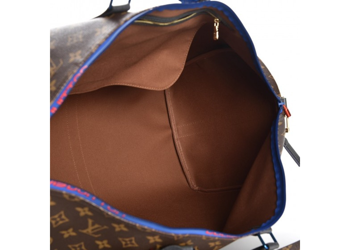 ce14c8cb6 Louis Vuitton Keepall Bandouliere Monogram Outdoor 55 Brown