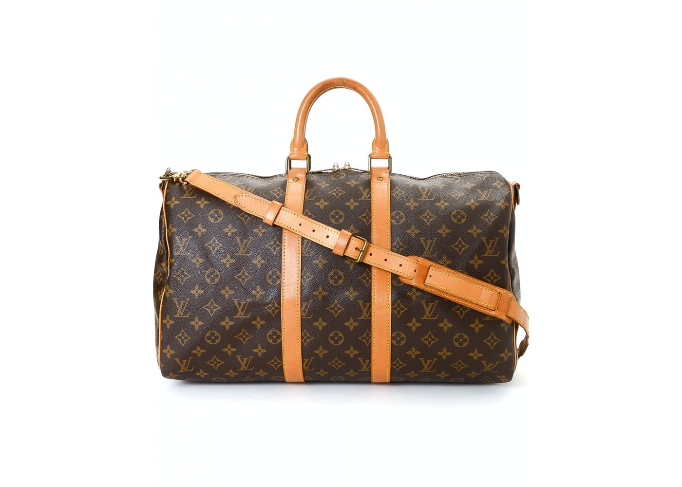 29437249c5b5 Sell. or Ask. View All Bids. Louis Vuitton Keepall Bandouliere Monogram ...