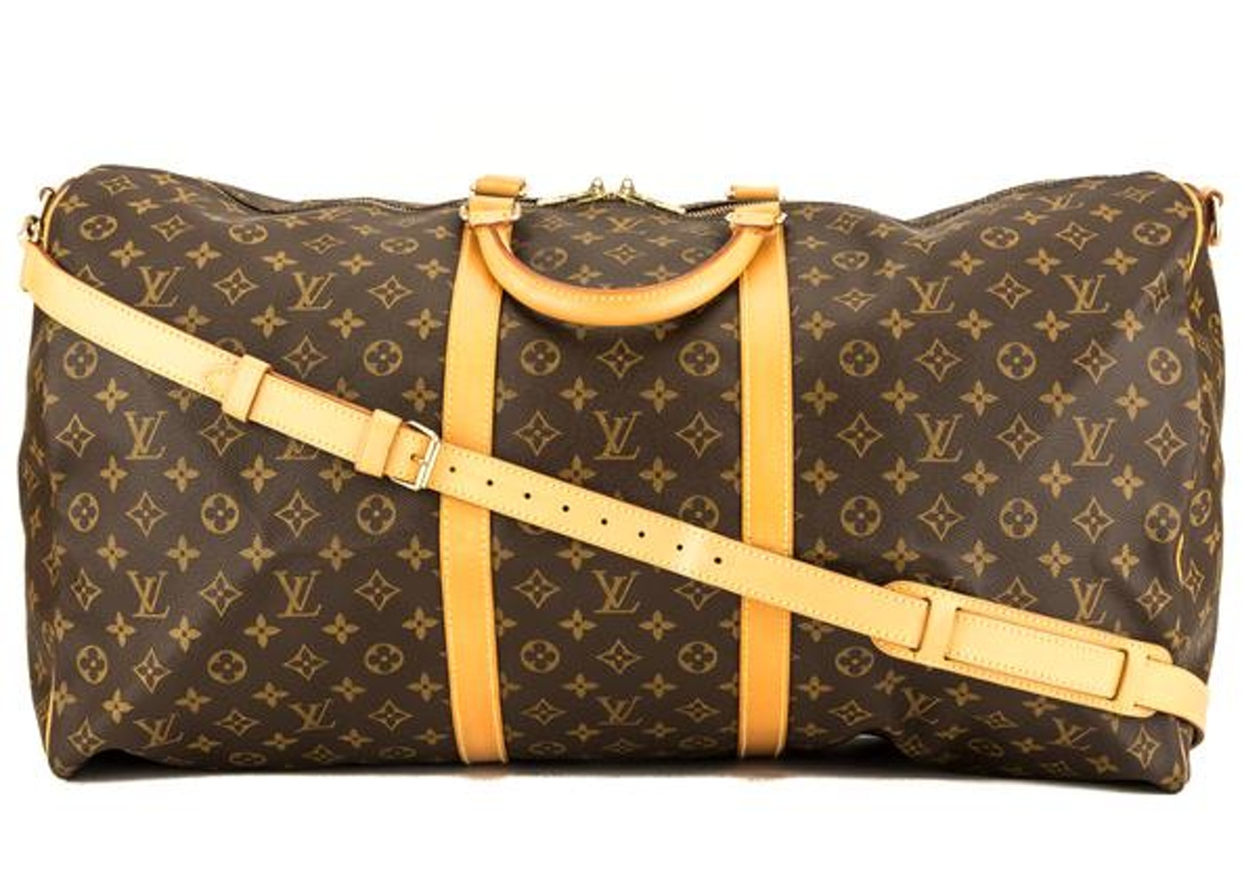 30efc575551 Louis Vuitton Keepall Bandouliere Monogram (Without Accessories ...