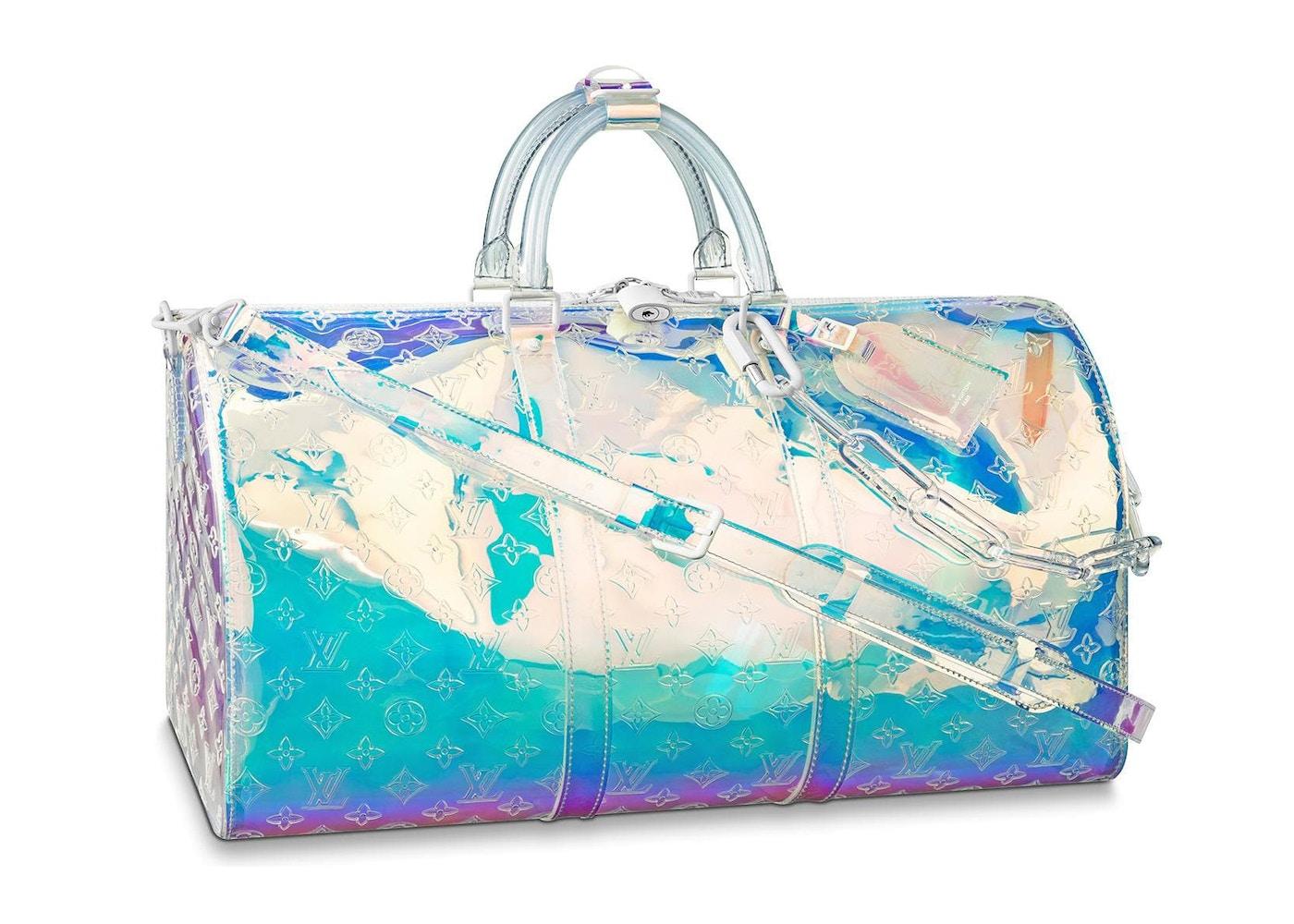 139e574880d Louis Vuitton Keepall Bandouliere Monogram 50 Prism