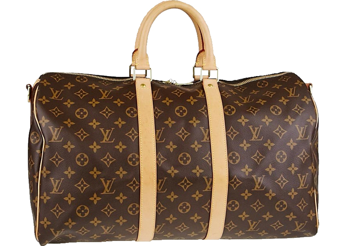 b5a9b739ad01 Louis Vuitton Keepall Monogram 45 Brown. Monogram 45 Brown