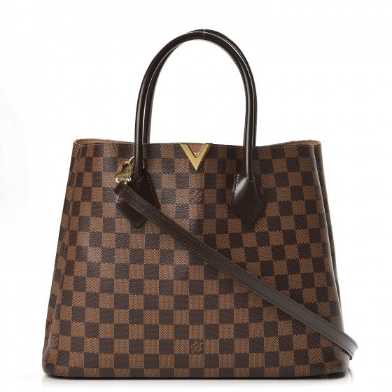 Louis Vuitton Kensington Damier Ebene PM Brown