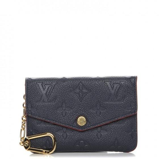 Louis Vuitton Key Pouch Monogram Empreinte
