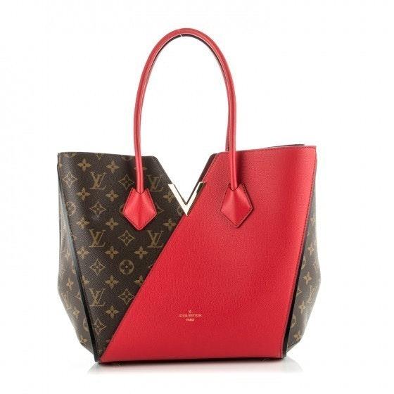 Louis Vuitton Kimono Monogram Brown, Cerise Cherry