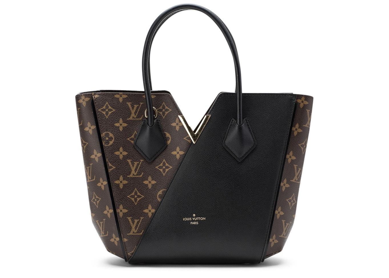 Louis Vuitton Kimono Monogram PM Noir Black