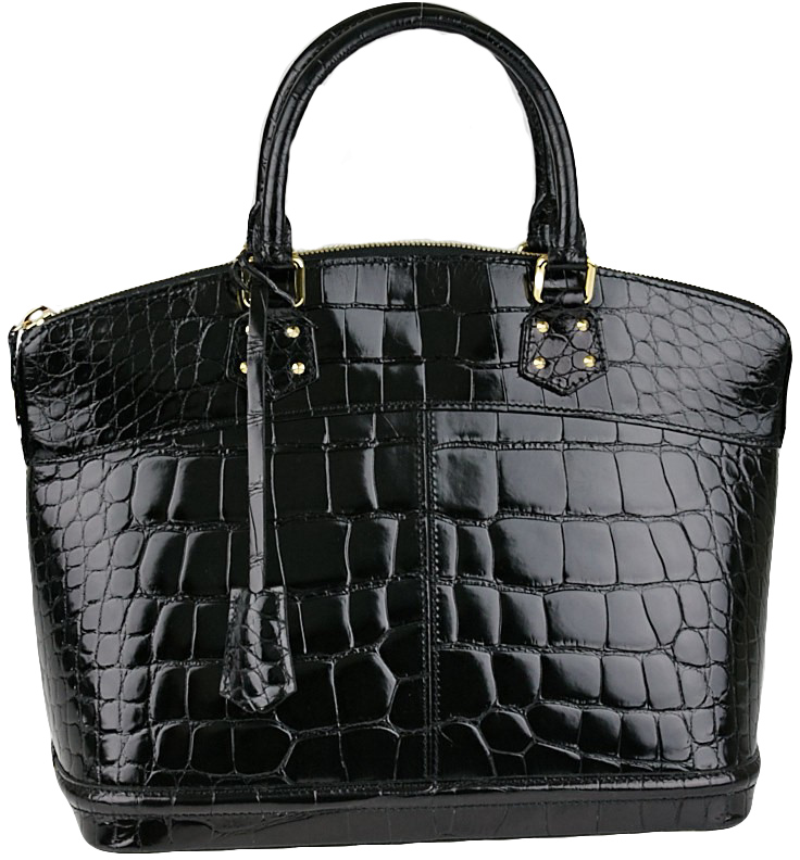 Louis Vuitton Lockit MM Black