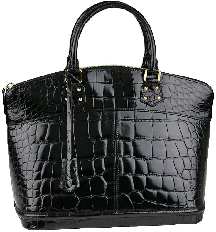 Louis Vuitton Lockit MM Black