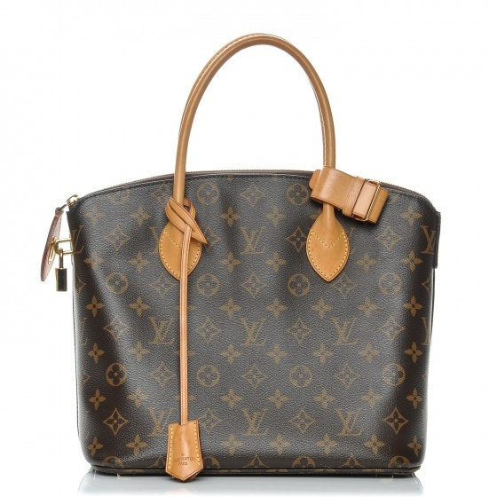 Louis Vuitton Top Handle Lockit Monogram PM