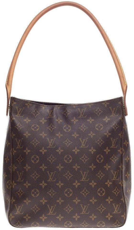 Louis Vuitton Looping Monogram GM Brown