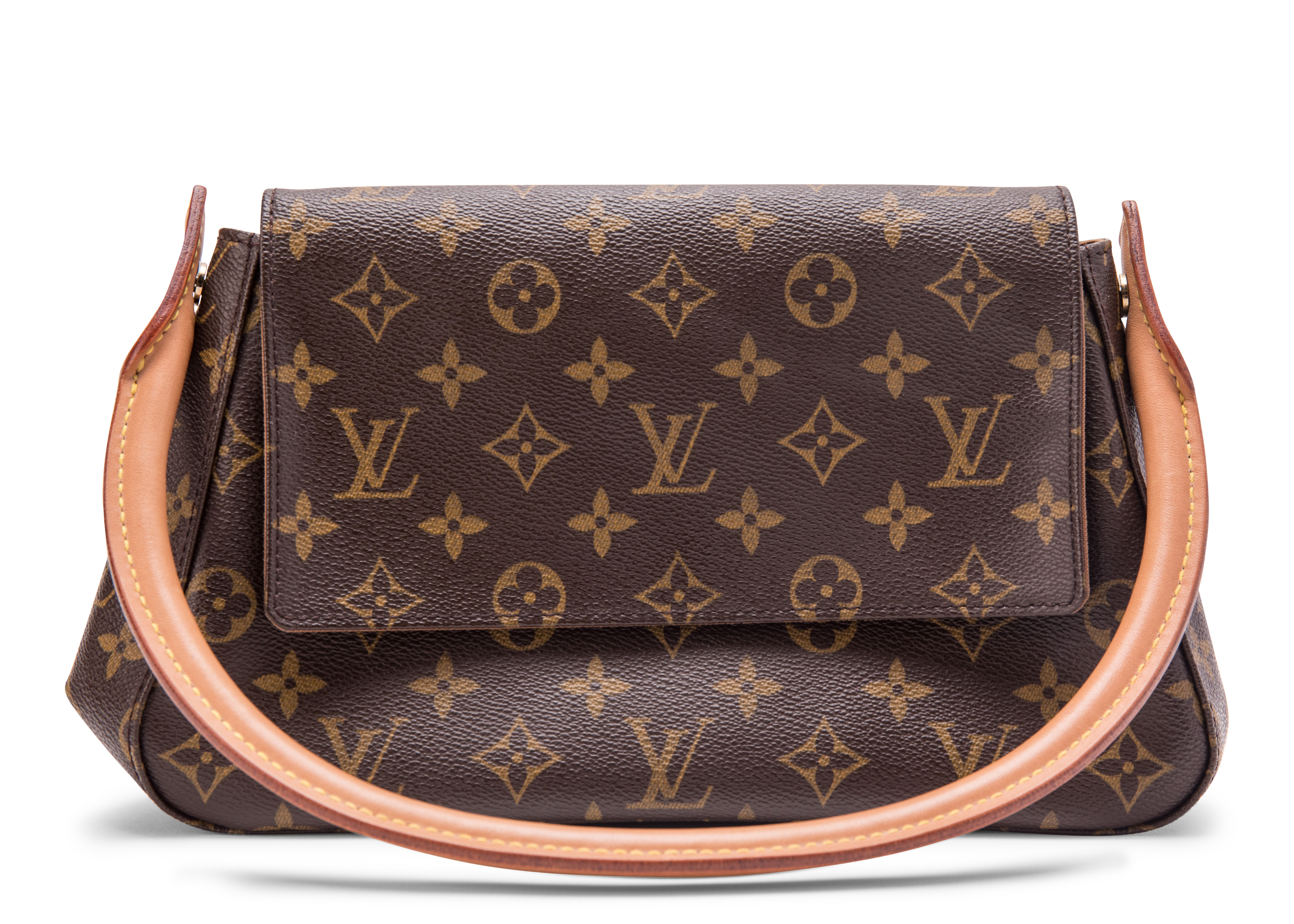 Louis Vuitton Looping Monogram Mini Brown