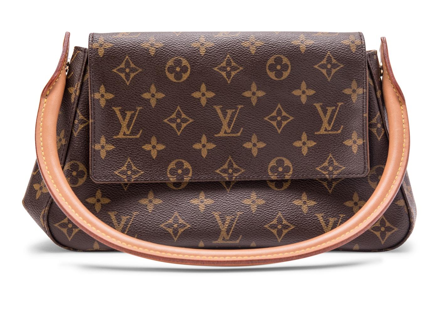 524052ce8a12 Louis Vuitton Looping Monogram Mini Brown. Monogram Mini Brown