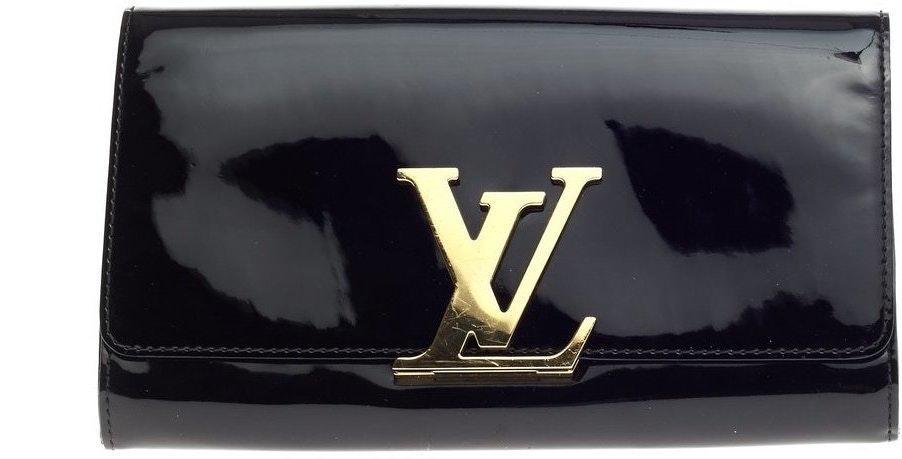 Louis Vuitton Louise GM Black