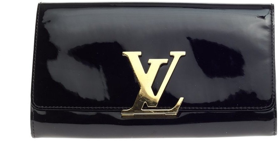 Louis Vuitton Louise GM Black