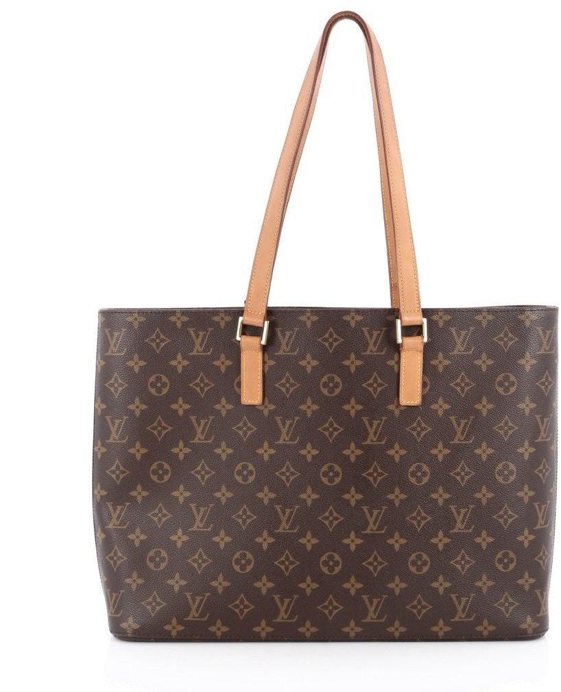 Louis Vuitton Luco Monogram Brown