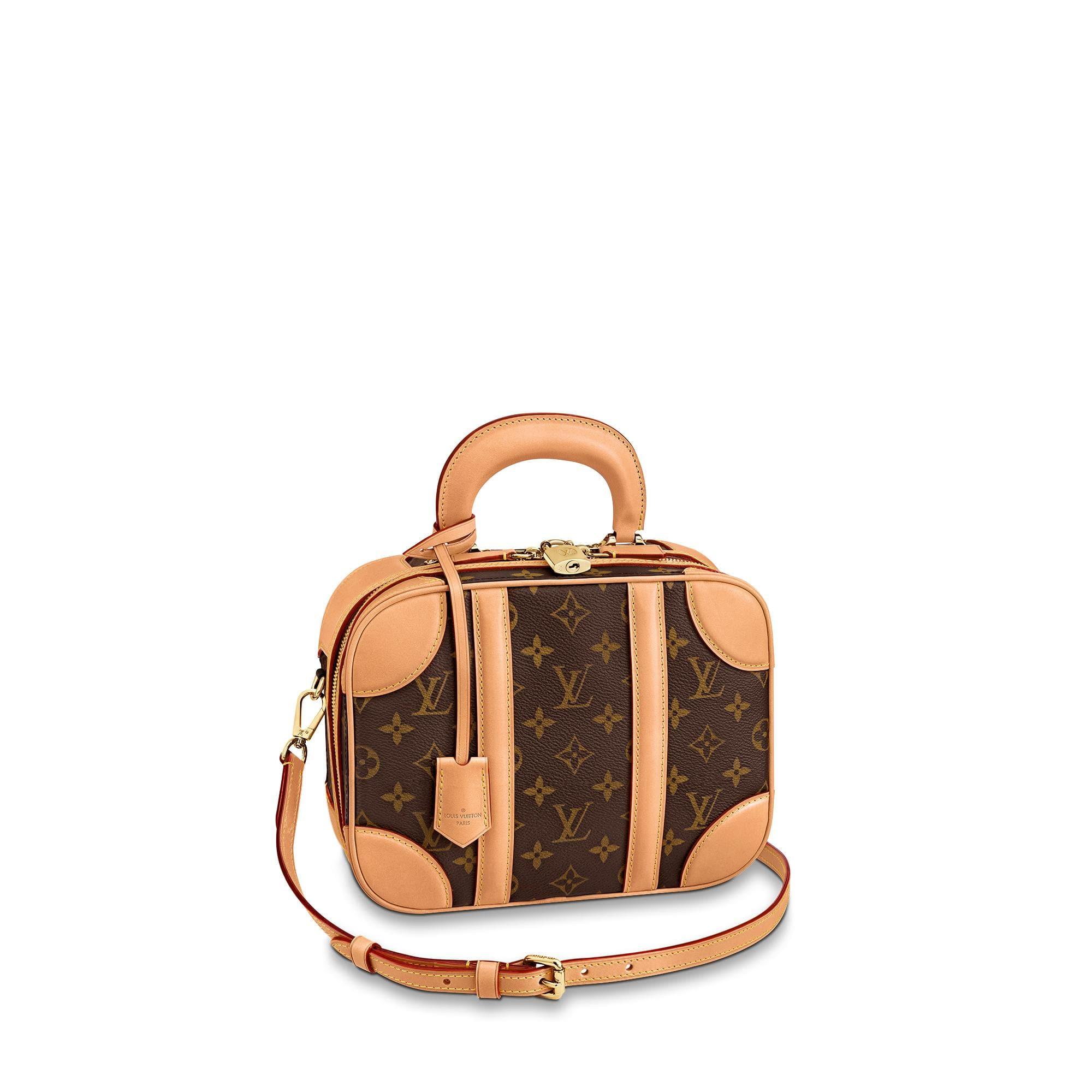 Louis Vuitton Mini Luggage Monogram Brown