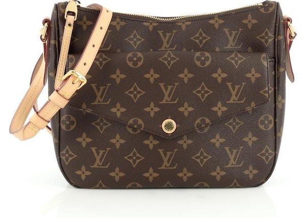 0602cf856ee6 Louis Vuitton Mabillon Monogram Brown