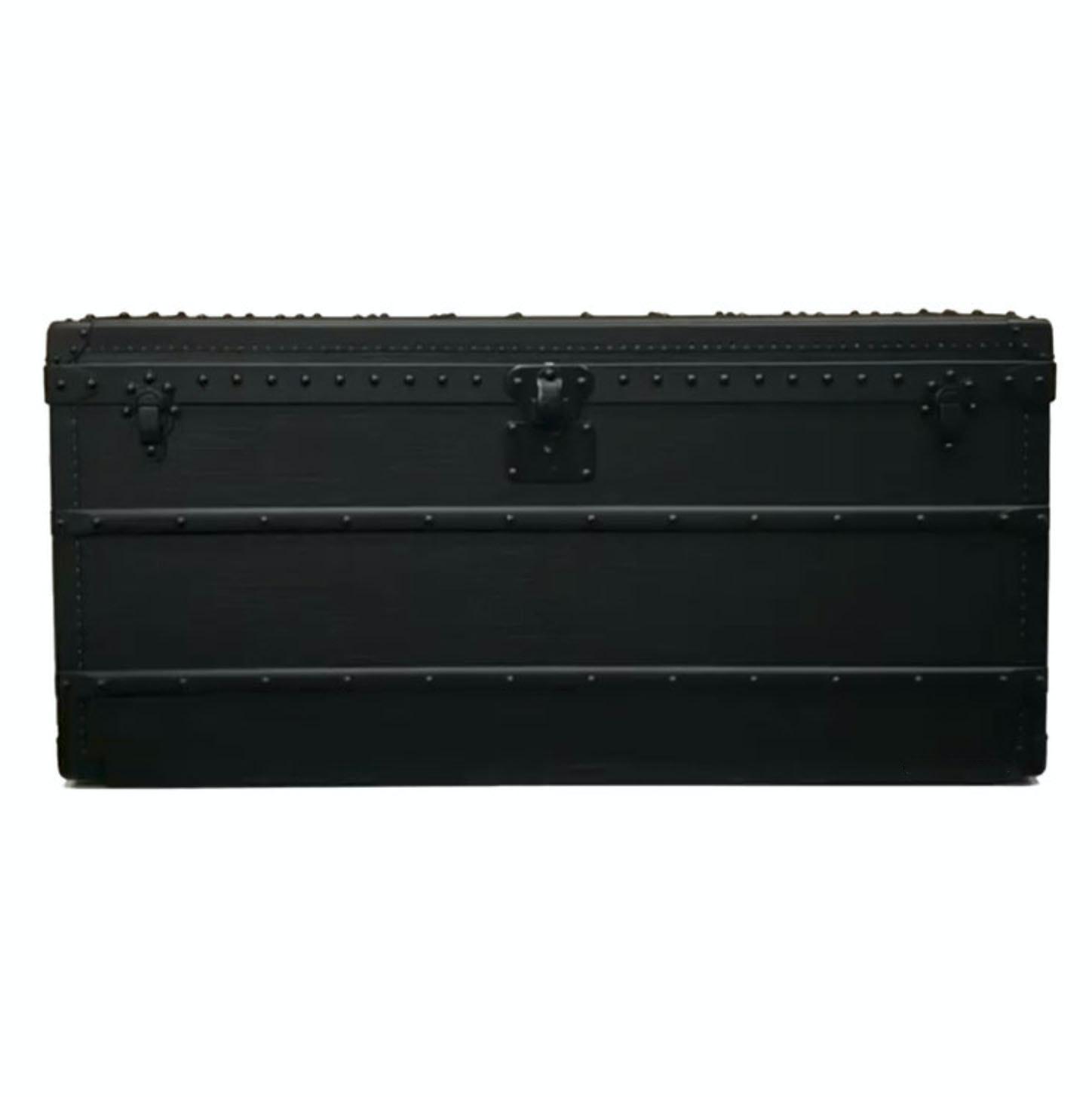 Louis Vuitton Malle Courrier 110 Black