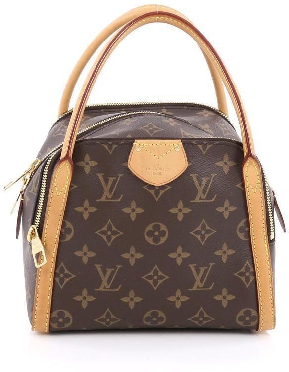 Louis Vuitton Marais Monogram BB Brown
